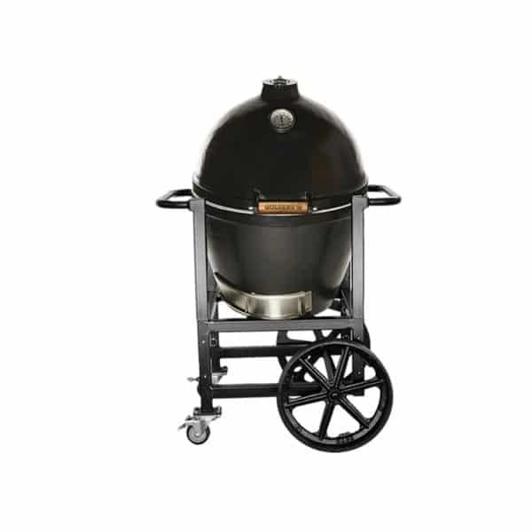 """Goldens' Cast Iron Cooker Handle Cart (20.5"""")"""