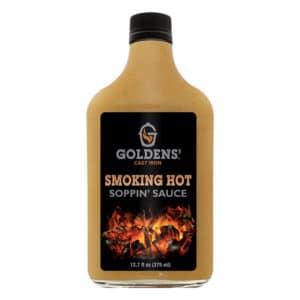 Goldens' Smoking Hot Soppin' Sauce