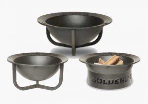 Shop Cast iron smoker cooker, Fire pit, fire bowls